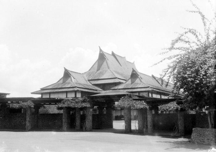 Technische Hoogeschool 1929