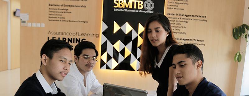 Sekolah Bisnis Dan Manajemen Institut Teknologi Bandung