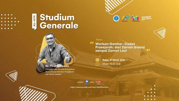 Dr. Pindi Setiawan: Rewriting World History in Pre-Historical Context