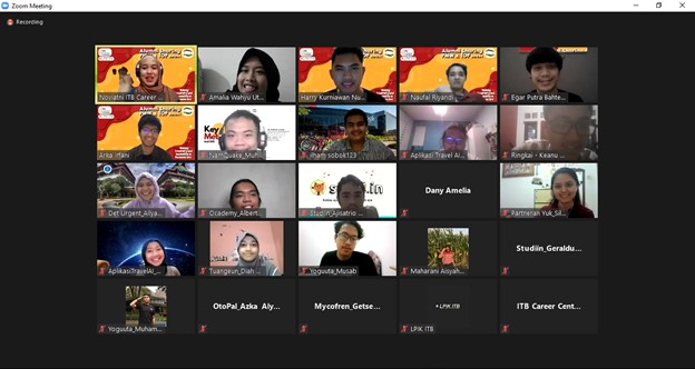 Alumni Sharing PMW X TOP 2021 Batch 1: Rise of Young Entrepreneur in A Pandemic Era
