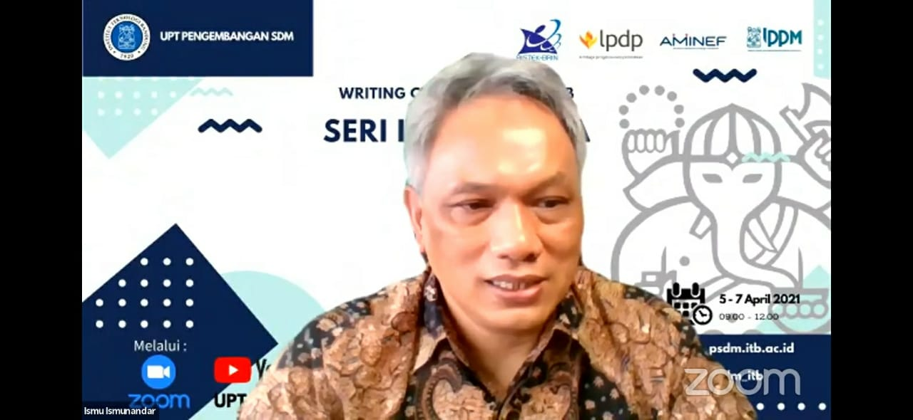 human-resource-development-unit-of-itb-upt-psdm-held-scientific-writing-workshops-as-the-inauguration-of-upt-psdm-writing-center