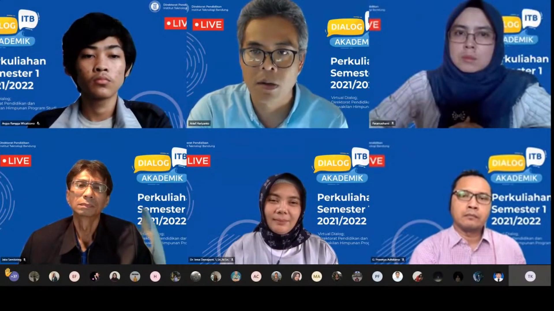itb-gelar-dialog-akademik-bersama-perwakilan-mahasiswa
