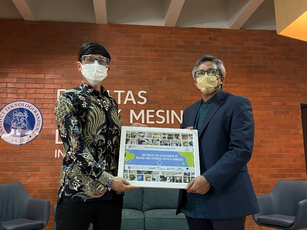 ITB as Indonesia's Machinery Industry Development Center