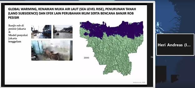 Disebabkan Penurunan Tanah, Jakarta Akan Tenggelam atau Tergenang?