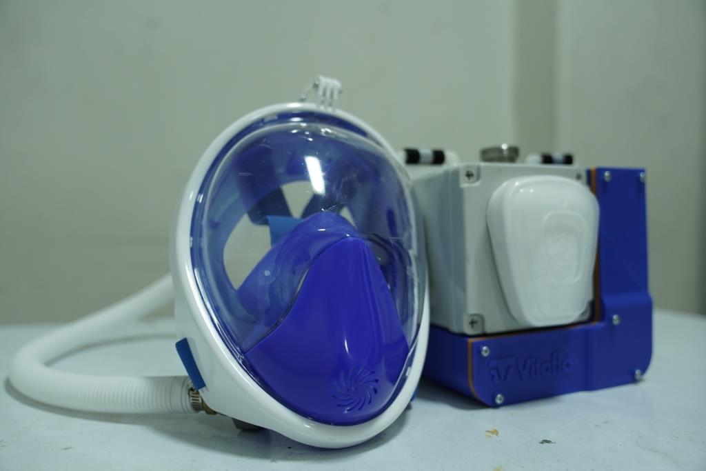 Efektif Cegah Virus, ITB Hibahkan 20 Unit Powered Air-Purifying Respirator
