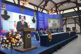 President Jokowi: ITB's Contributions are Awaited by All Children of the Nation