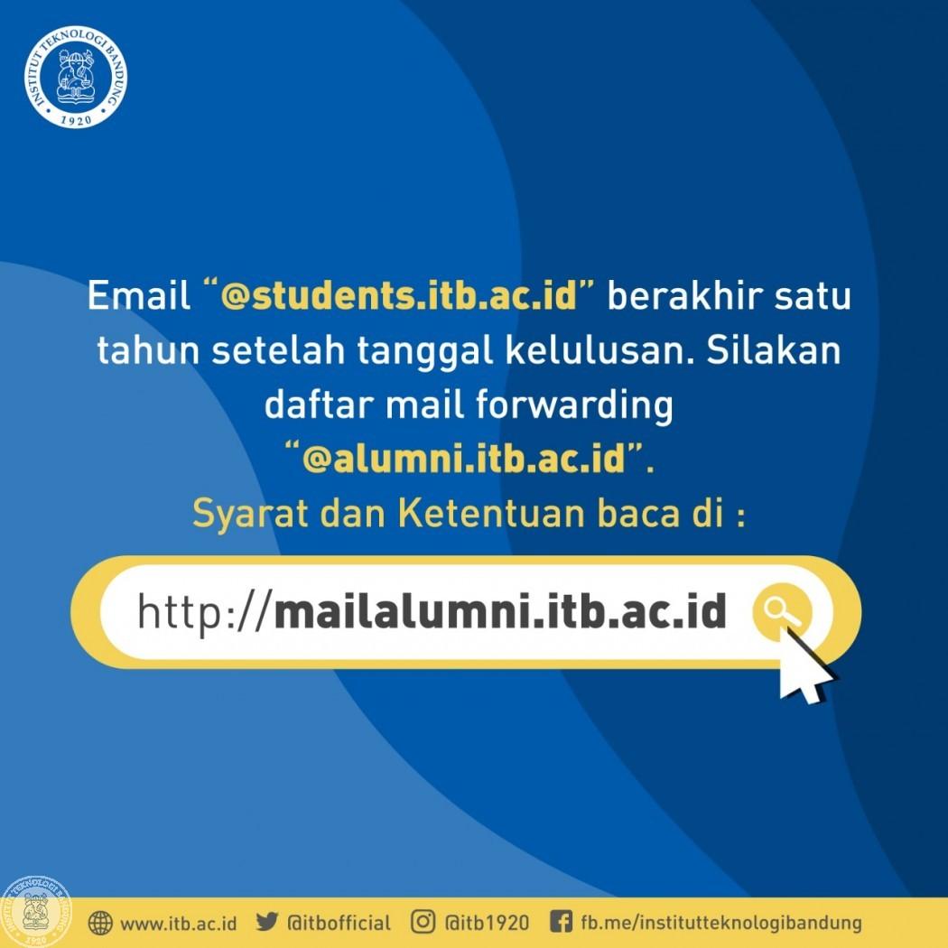 Pendaftaran Mail Alumni