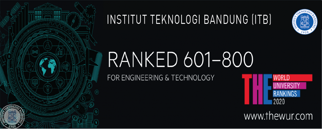 THE World University Ranking 2020 by Subject for Engineering and Technology