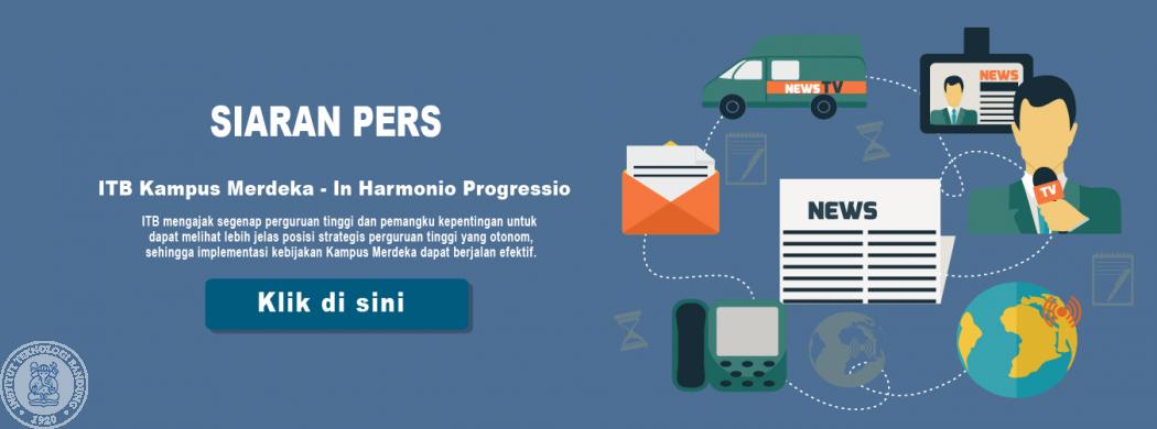 Siaran Pers ITB Kampus Merdeka