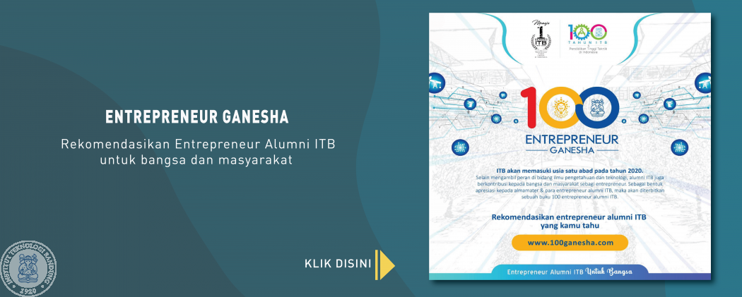 Rekomendasi Entrepreneur Alumni ITB