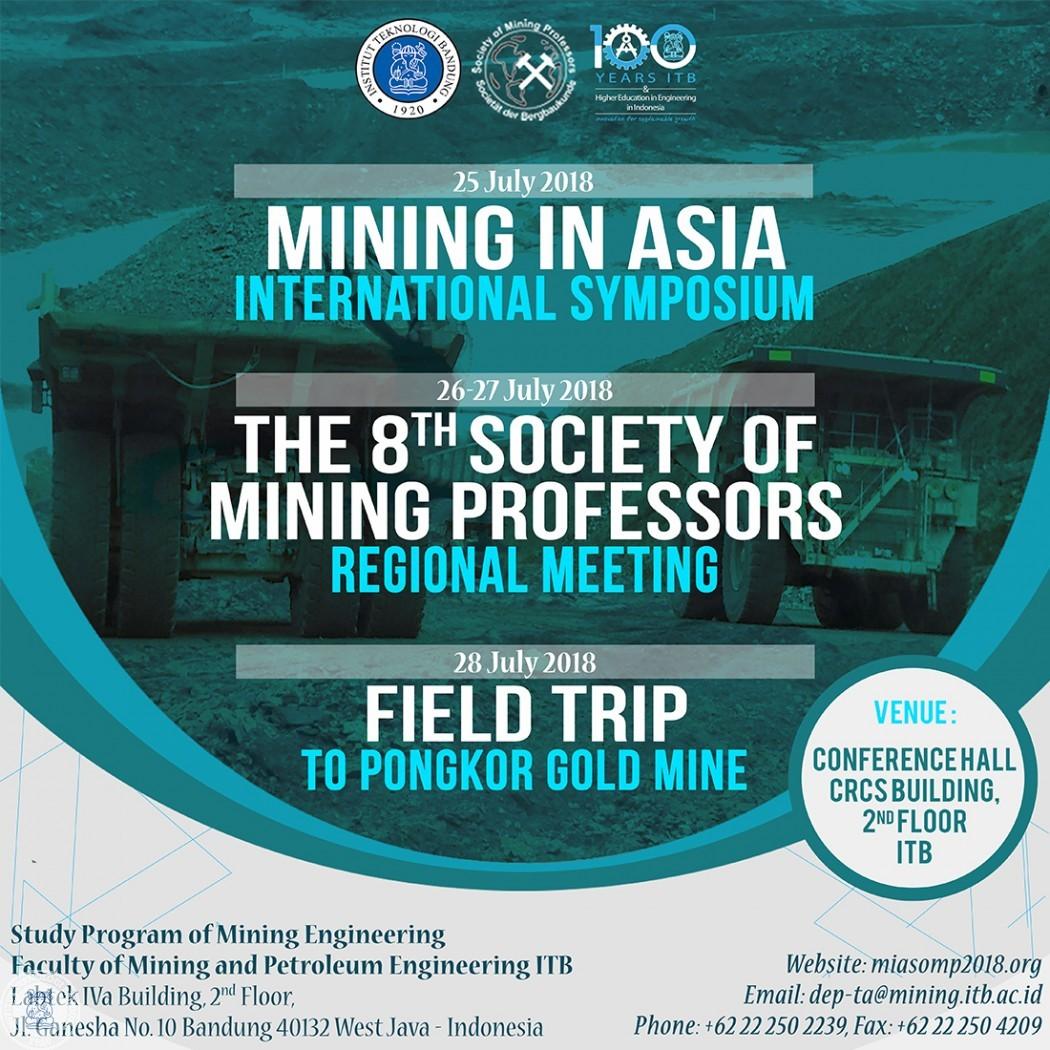Mining in Asia International Symposium