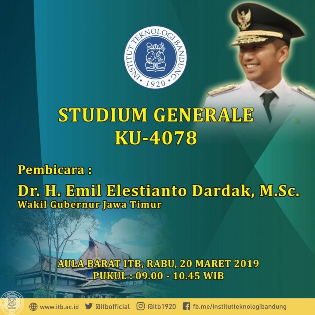 SG Emil Dardak