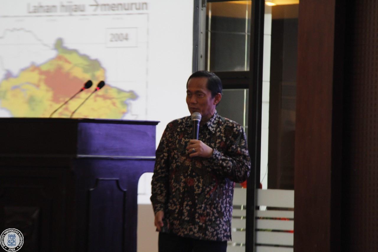 Rekomendasi ITB : Aplikasi Teknologi Lingkungan Dalam Upaya Restorasi Sungai Citarum