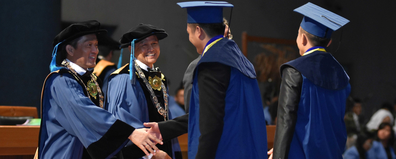 Wisuda Juli 2017: Rektor ITB Ajak Wisudawan Menengok Masa Depan Dunia