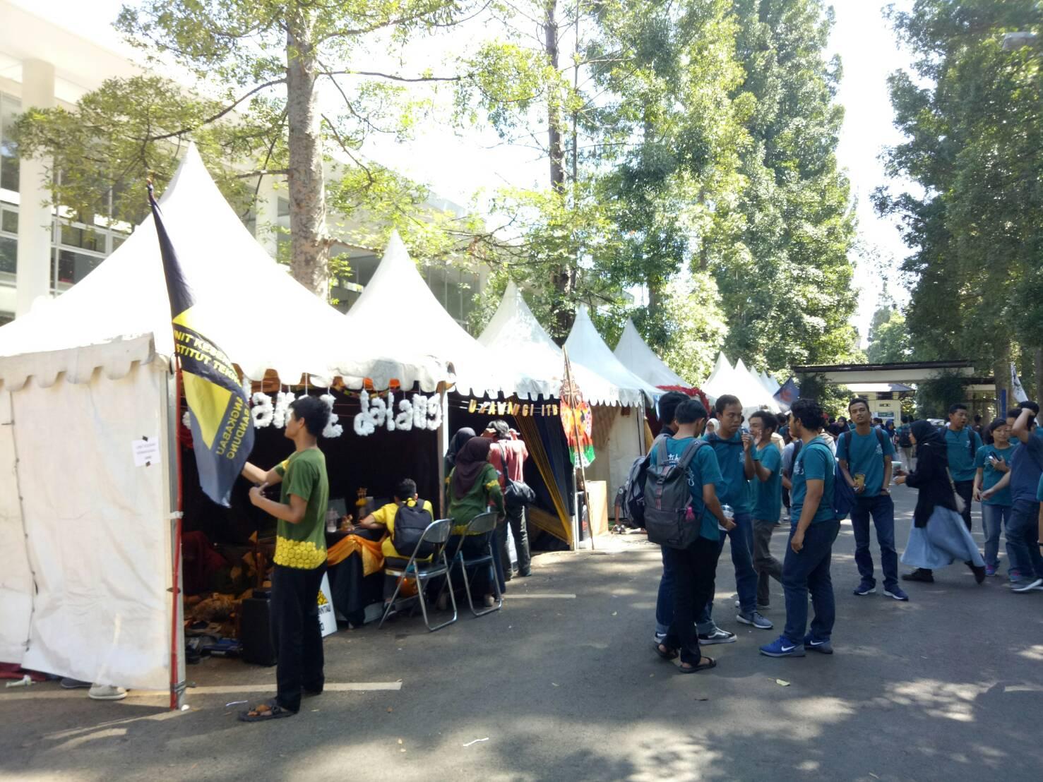 ITB Gelar Open House Unit 2017 - Institut Teknologi Bandung