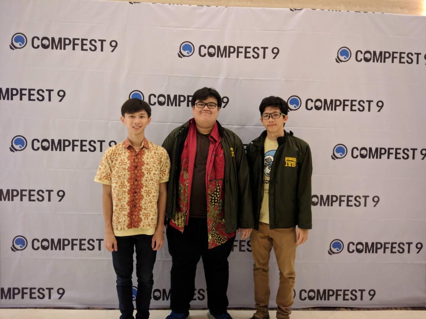 Tim PoKariSup Sabet 2 Penghargaan di 2 Kompetisi Berskala Nasional