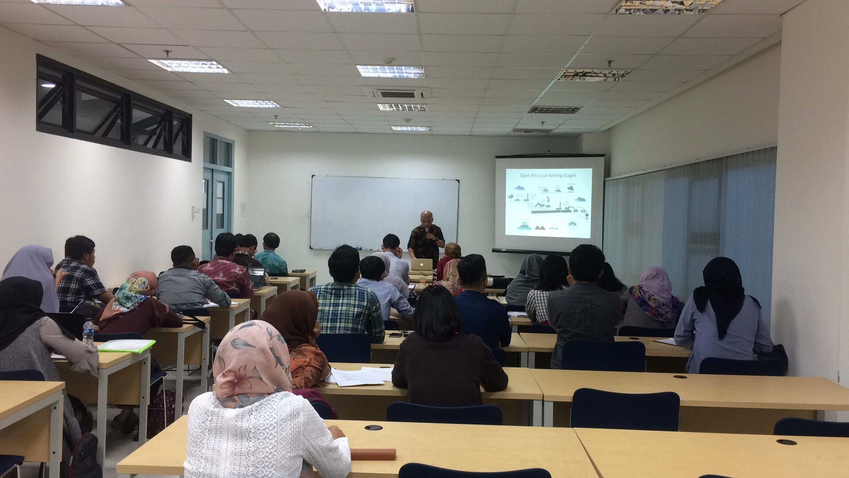 Joint Seminar ITB dan University of New South Wales Australia 2017