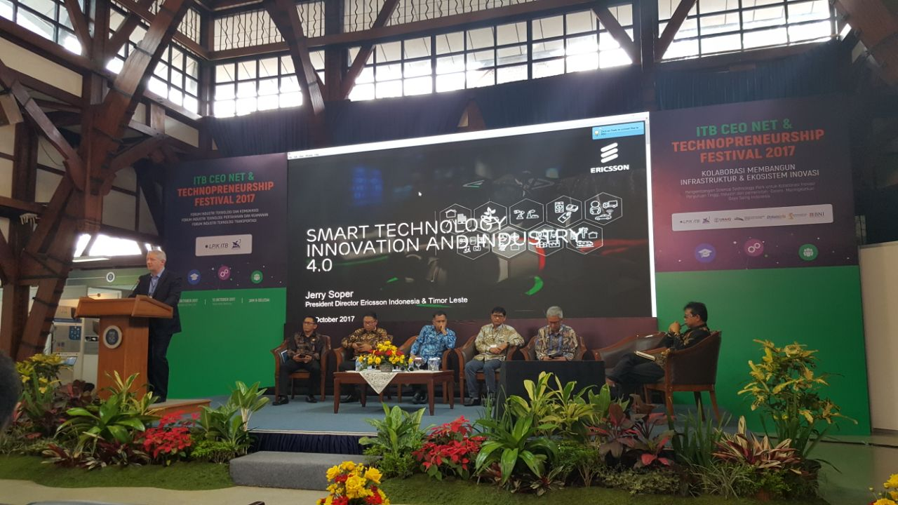 ITB Gelar Pameran dan Seminar Pengembangan Science Technopark bersama Industri dan Pemerintah.