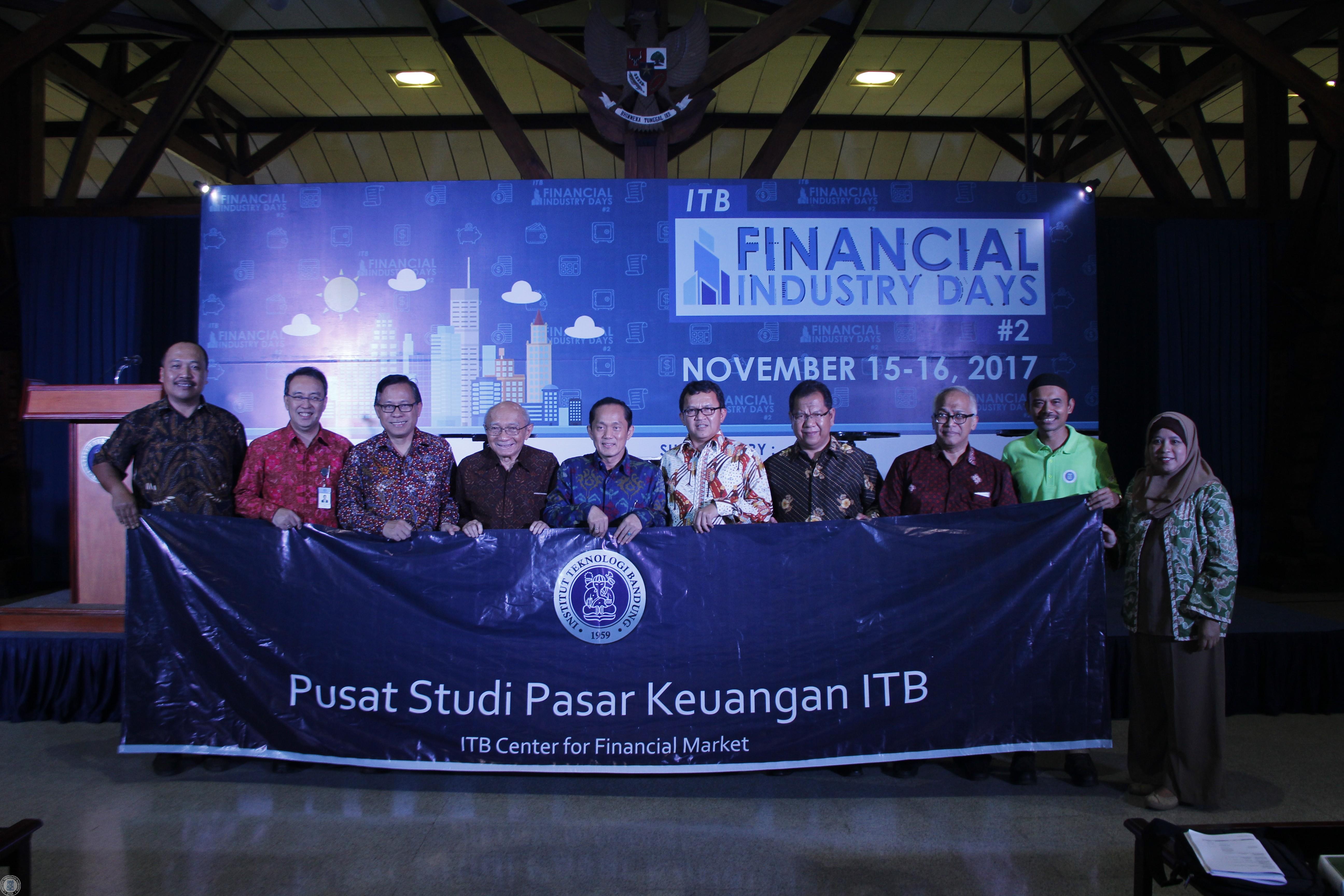 ITB Financial Industry Days #2: Kualitas Sumber Daya Manusia Menjawab Tantangan Pasar Keuangan Global