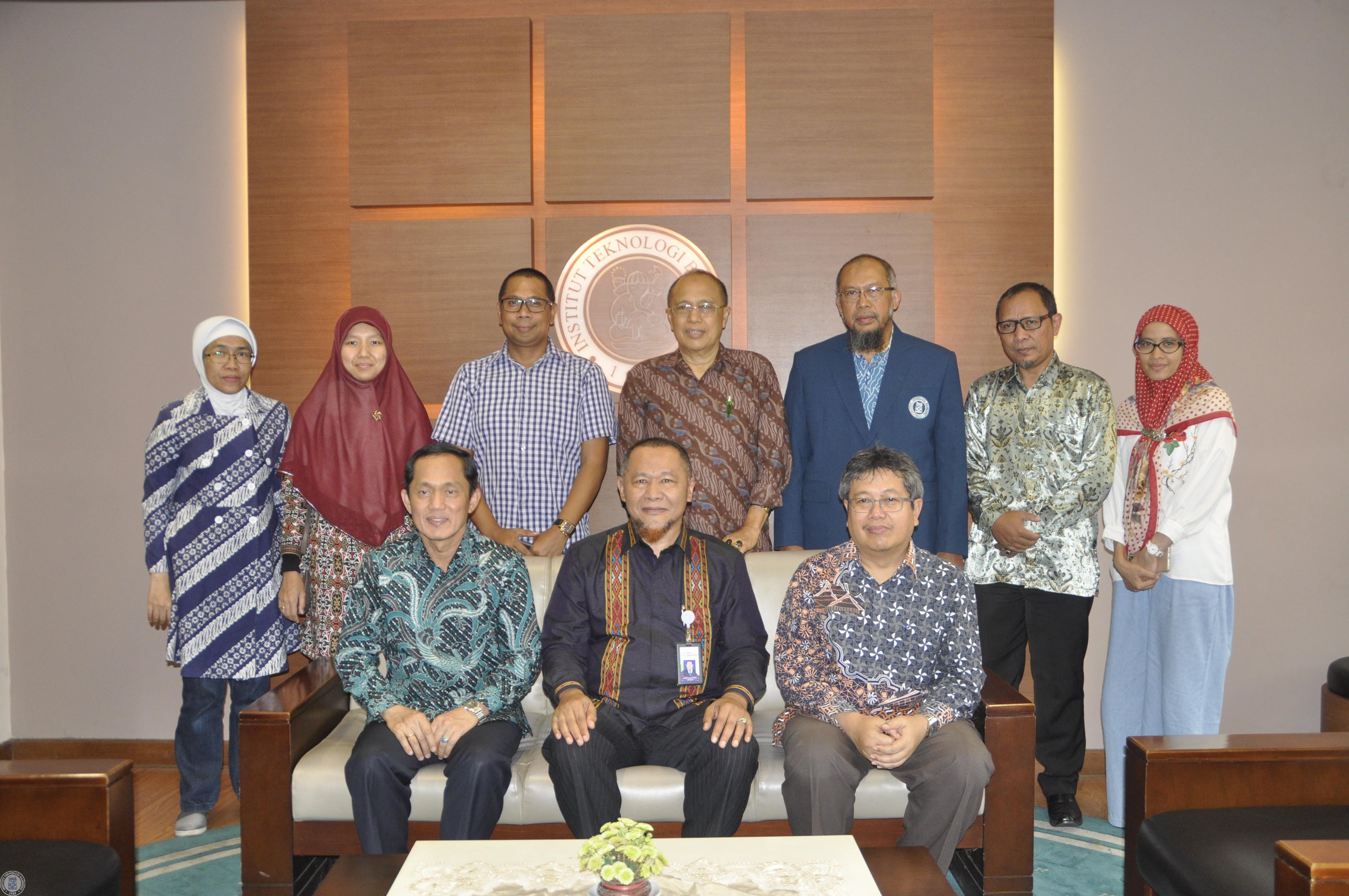 Komitmen Memajukan Desa Tertinggal, ITB Gandeng Baitulmaal Muamalat