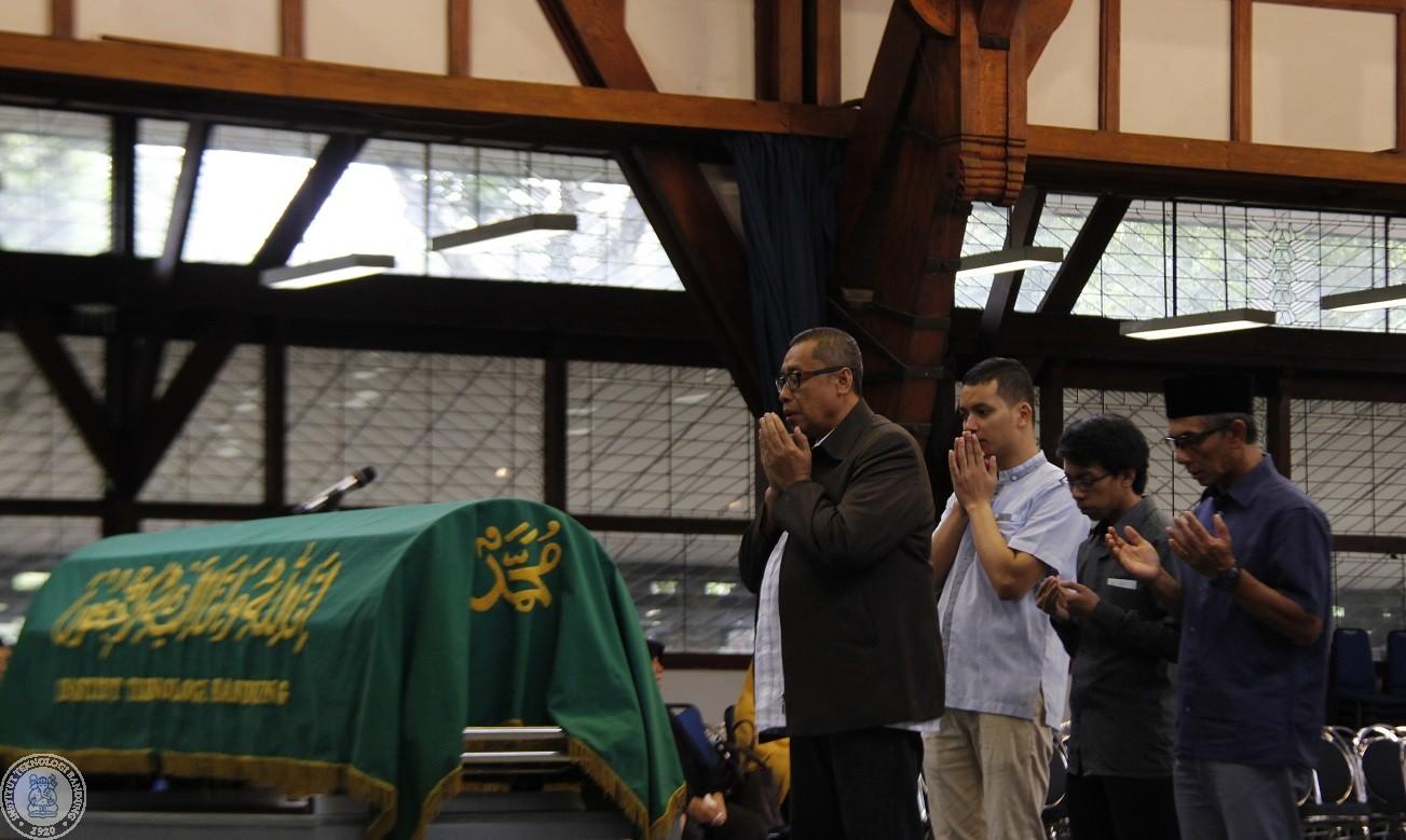 Obituari: Prof. Ir. Pudjo Sukarno, M.Sc., Ph.D.