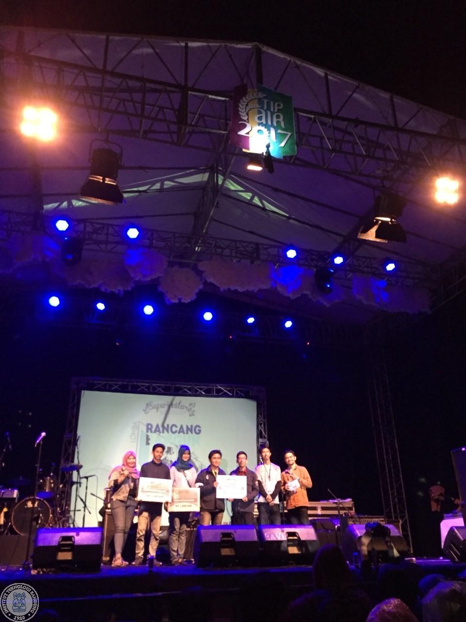 M-GREEN Team Raih Juara 1 Rancang Bangun Mesin Pertanian di SUPERNATURE 5