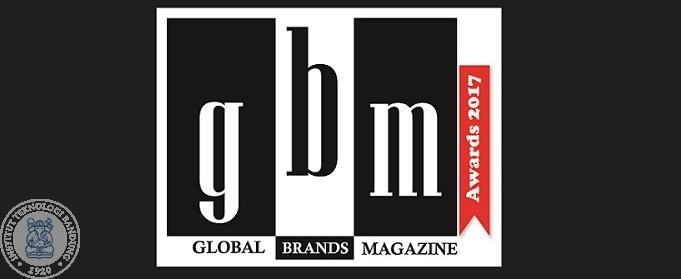 ITB Raih Dua Predikat Terbaik Sekaligus Untuk Sekolah Bisnis dan Perguruan Tinggi Teknologi di Global Brands Magazine Awards