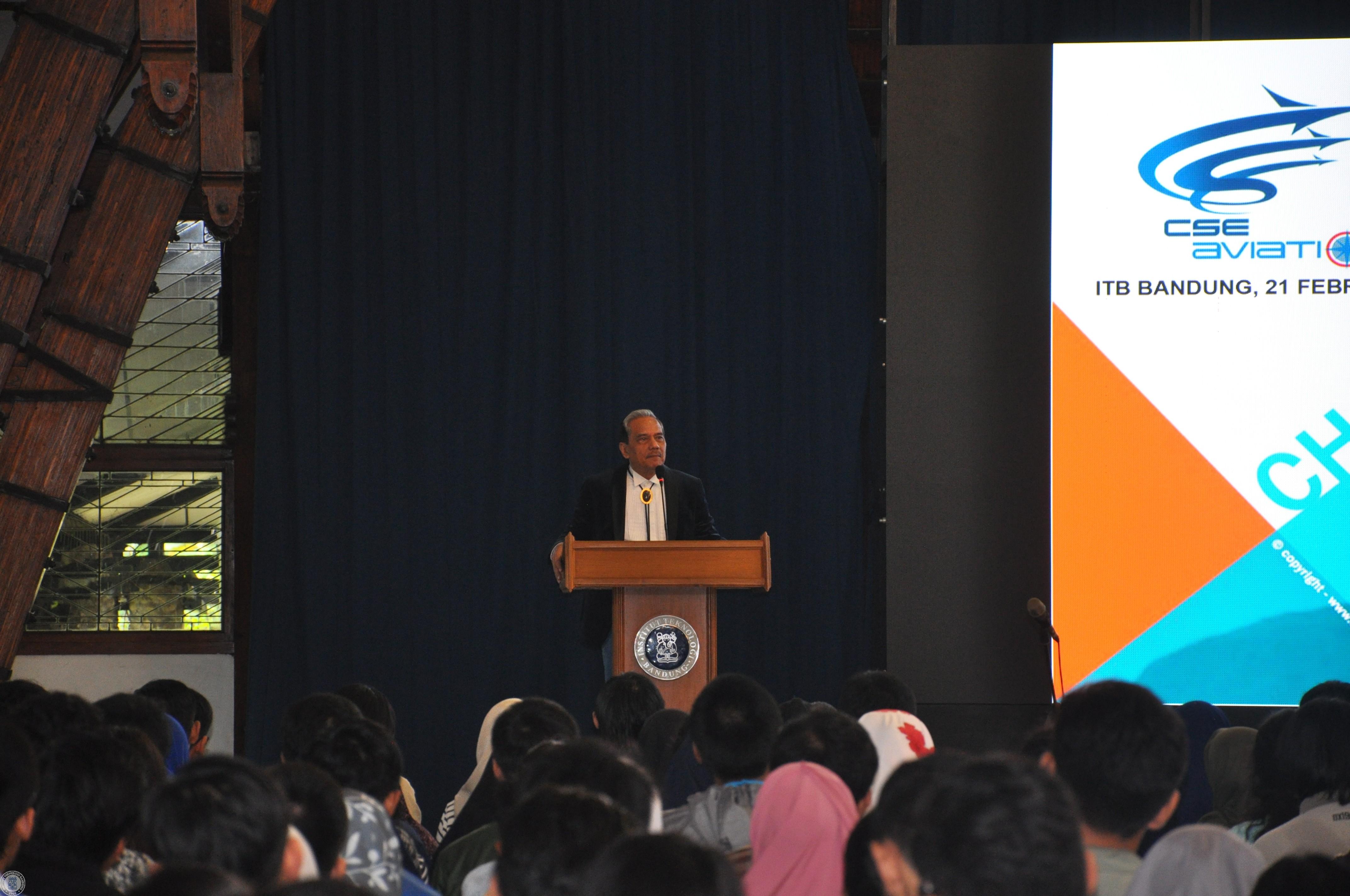 Marsekal TNI (Purn) Chappy Hakim: Pengelolaan Wilayah Udara itu Penting