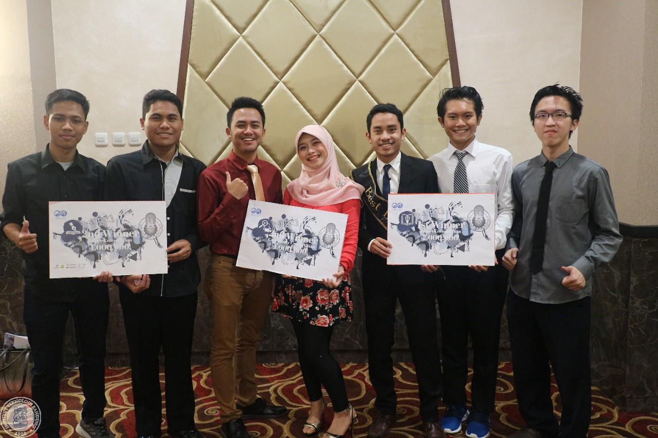 Mahasiswa ITB Ukir Prestasi di Ajang BOREYES: International Energy Fair 2018