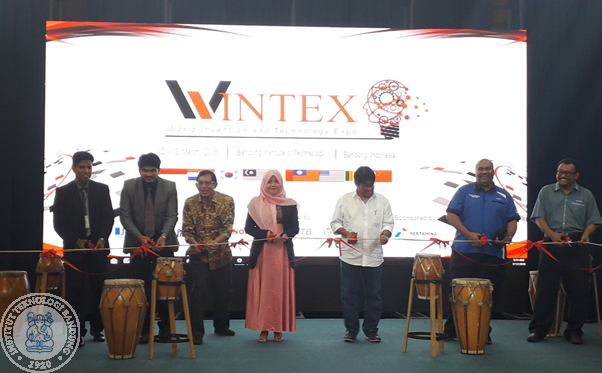 WINTEX 2018, Kolaborasi ITB dan INNOPA Promosikan Teknologi dan Inovasi