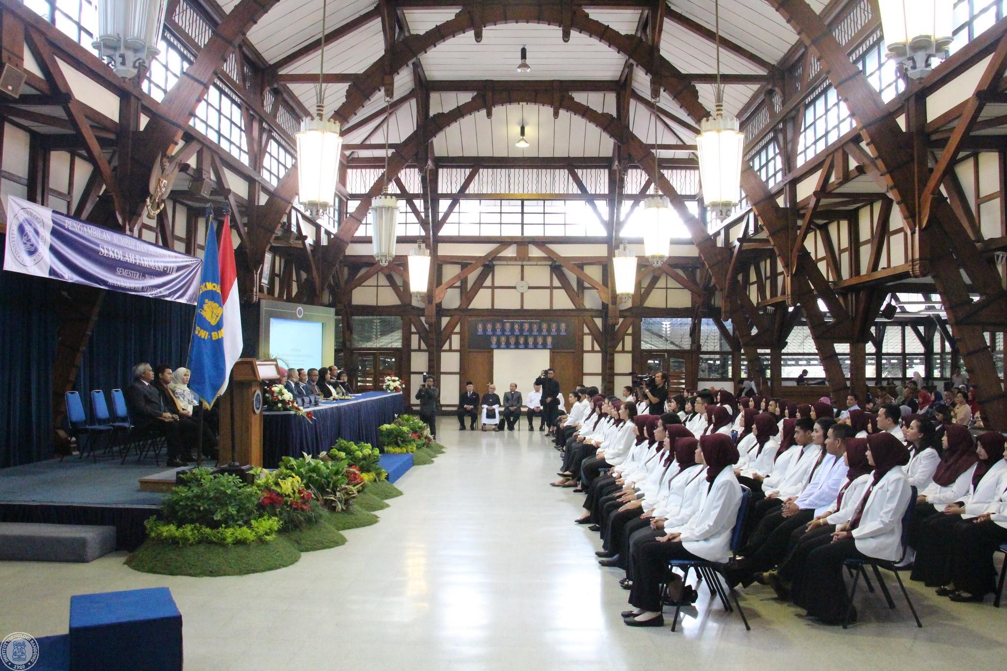 ITB Lahirkan 80 Apoteker Baru Bagi Dunia Farmasi Indonesia