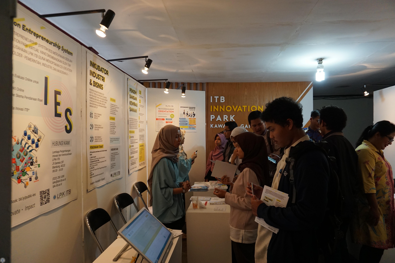 Tingkatkan Ekosistem Inovasi dan Kewirausahaan, LPIK-ITB Gelar Open House Untuk Innovation Park