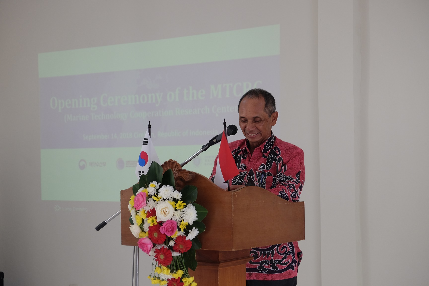 marine-technology-cooperation-research-center-inaugurated-itb-in-cirebon-campus