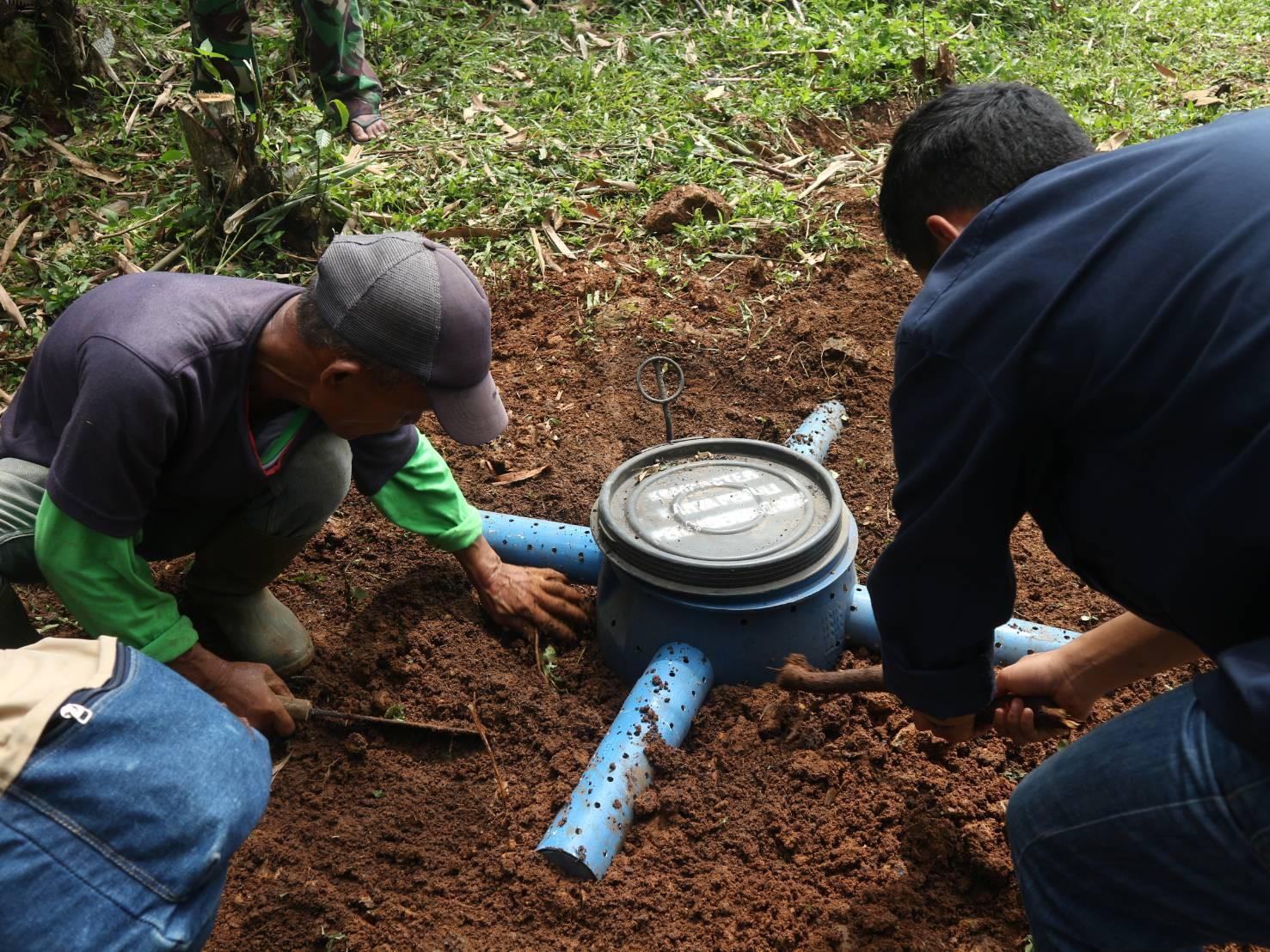 Itb Buatkan Alat Pengolahan Sampah Rumah Tangga Menjadi Pupuk Kompos Institut Teknologi Bandung Cara mengatasi limbah rumah tangga