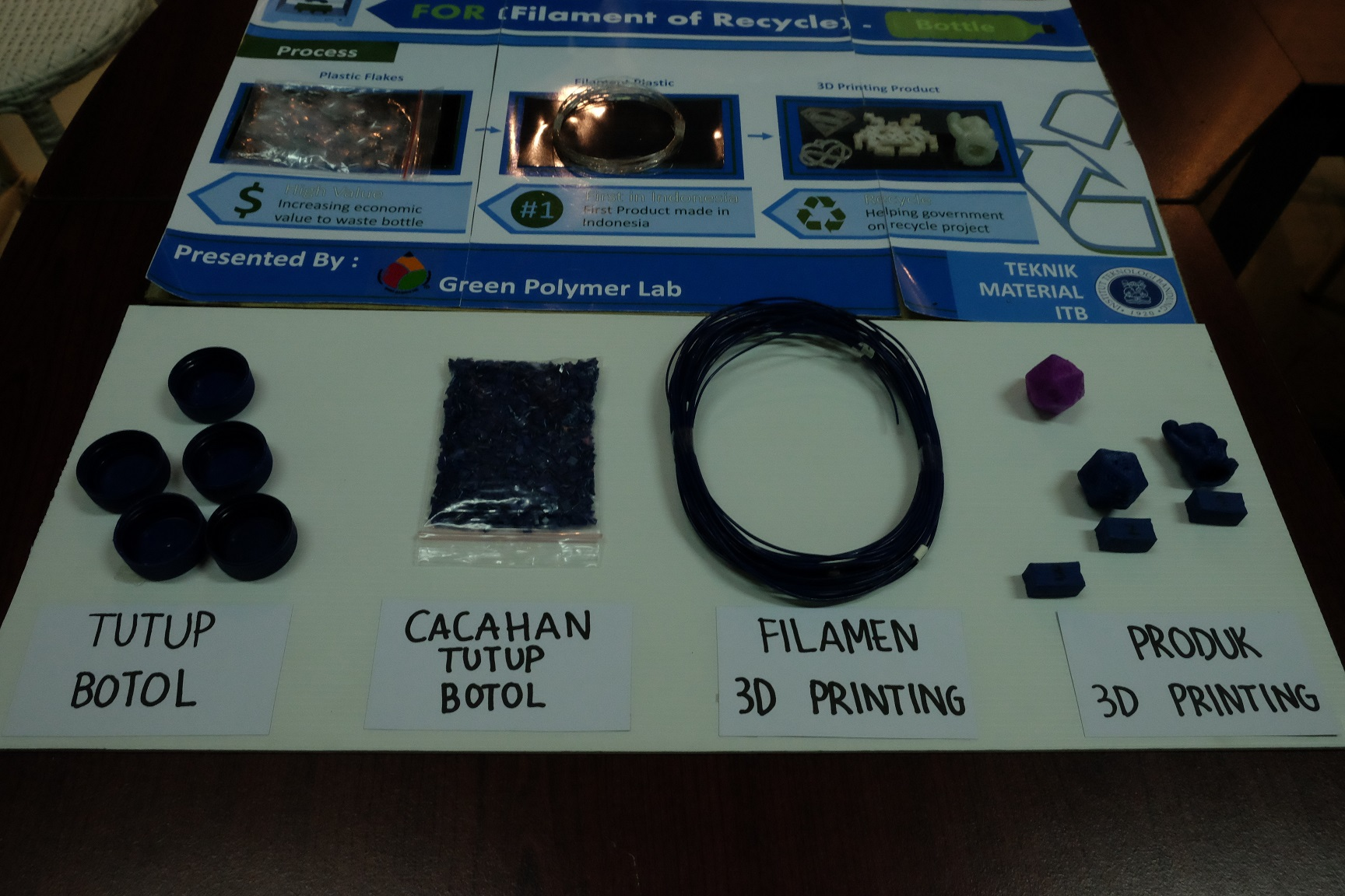 itb-lecturer-develops-3d-printing-filament-from-plastic-bottle-waste
