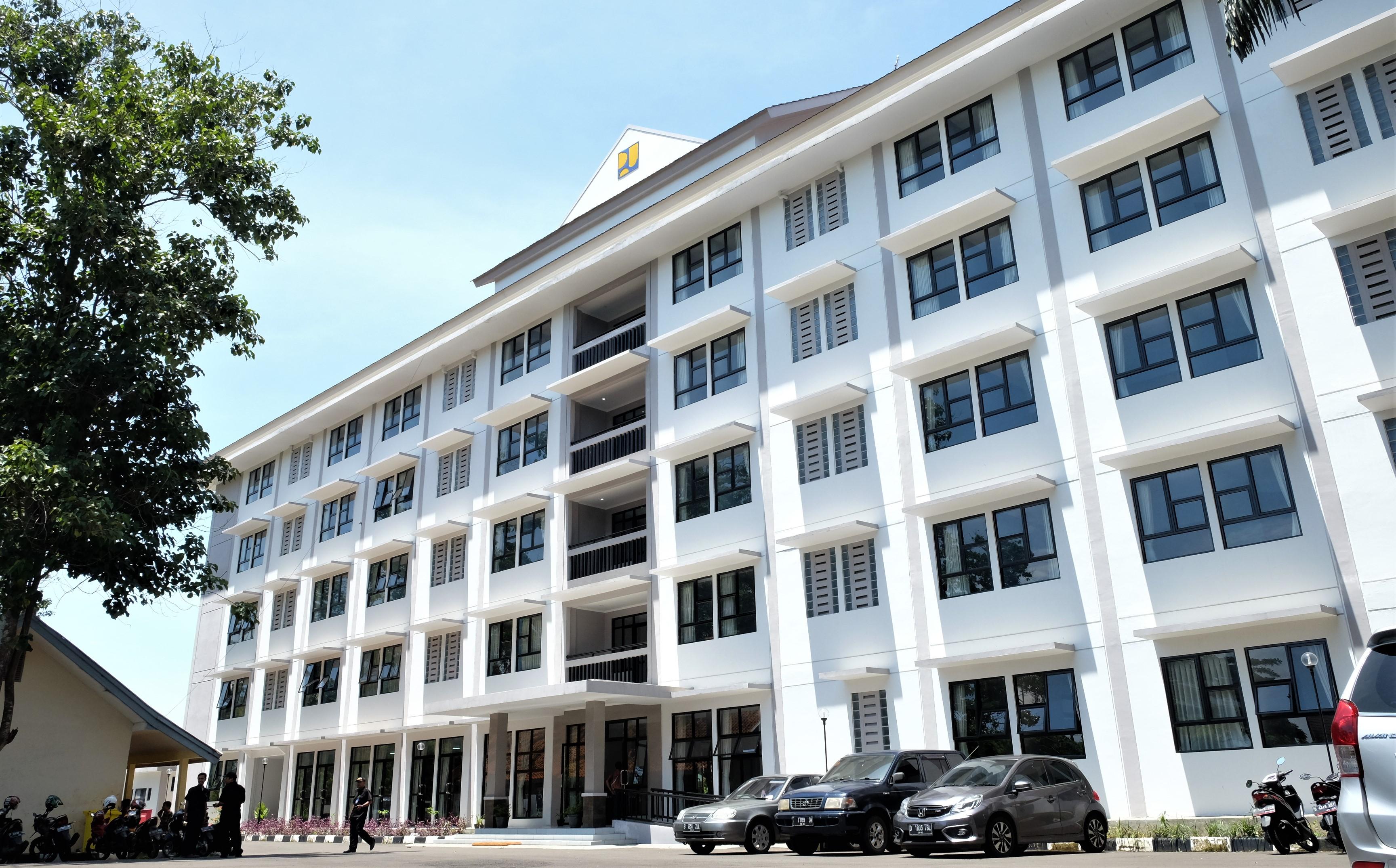 Wujudkan Living Learning Community, ITB Bangun Rusun Dosen di Kampus  Jatinangor - Institut Teknologi Bandung