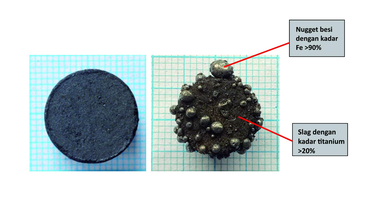 dosen-itb-berhasil-produksi-nugget-besi-dari-konsentrat-pasir-besi