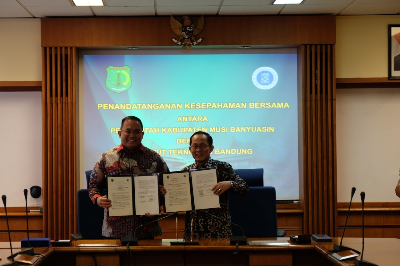 itb-and-local-government-of-musi-banyuasin-signed-mou-in-implementation-of-bio-hydrocarbon-technology