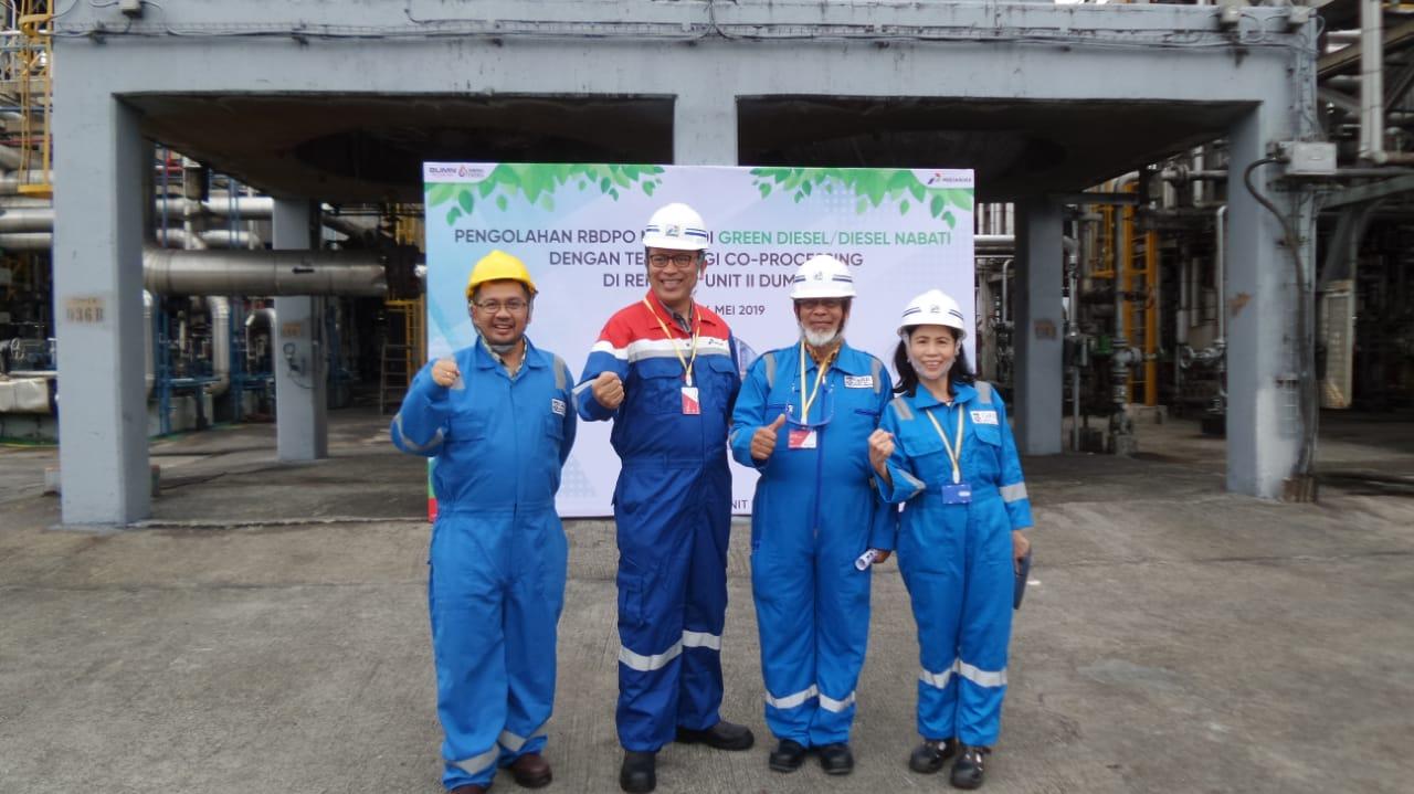 itbs-merah-putih-catalyst-tested-at-pertaminas-dumai-ii-oil-refinery