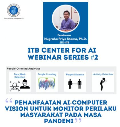 Pusat Artificial Intelligence ITB Kembangkan Model AI-Vision untuk ...
