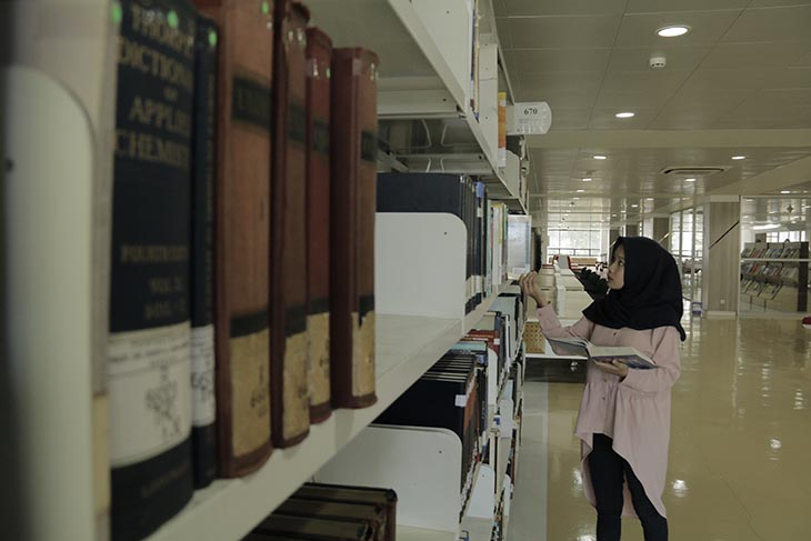 UPT ITB Library Accredited as
