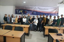 American Corner ITB Mengenalkan Indonesia dalam Women Empowerment Series Pamungkas