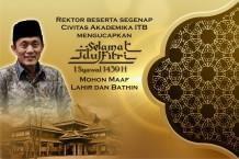 Mengintip Tradisi Lebaran Ala Rektor ITB, Prof. Kadarsah Suryadi