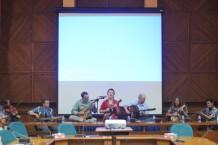 FGB ITB Gelar Seminar Kesenian Musik Keroncong Langgam Jawa Bersama University of Richmond USA