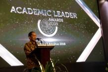 HUT Kemerdekaan ke-73 Republik Indonesia, Profesor Kadarsah Suryadi Terima Sejumlah Penghargaan
