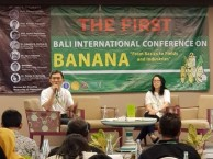 The First Bali International Conference on Banana Sukses Digelar ITB di Bali