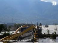 Ahli Tsunami ITB Lakukan Penelitian di Lokasi Tsunami Palu