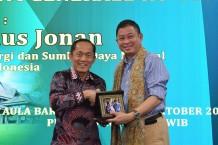 Berikan Kuliah Umum, Menteri ESDM Ignasius Jonan Berbagi Kunci soal Kepemimpinan