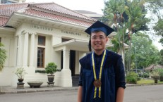 Lulus dengan IPK Nyaris Sempurna, Willy Apriyanto: Kuliah di ITB Merupakan Kebanggaan