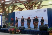 KK Ilmu Kemanusiaan FSRD ITB Sukses Gelar Festival Vokal Group Folklor 2018 se Bandung Raya